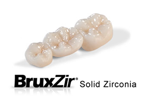 BruxZir Shaded Solid Zirconia